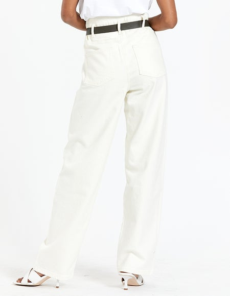 Dawn Denim - Off White