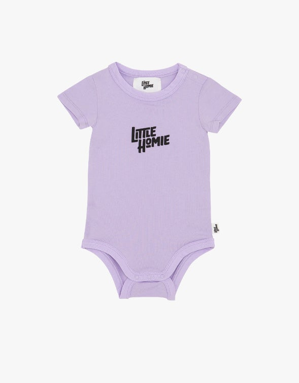 Back To Basics Core Onesie - Lilac