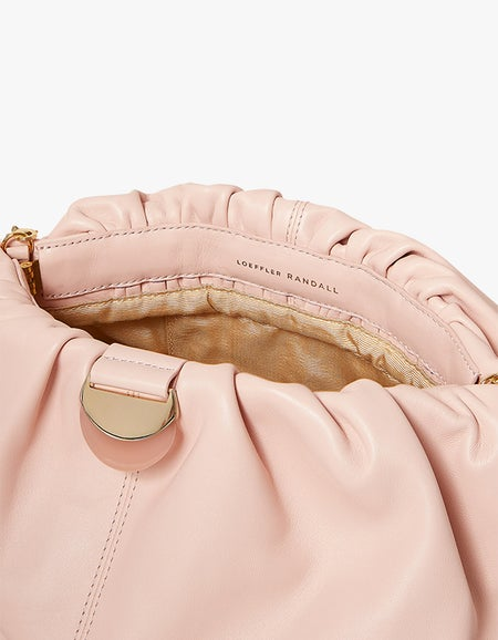 Analeigh Clutch - Ballet Nappa