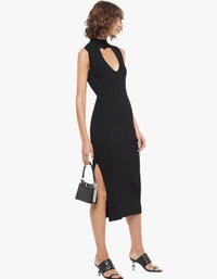 State Of Play Knit Dress - Black