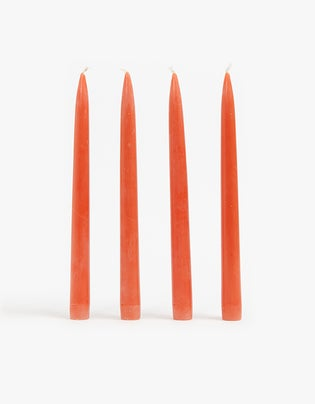 Chandelles Tapered Candles Pack of 4