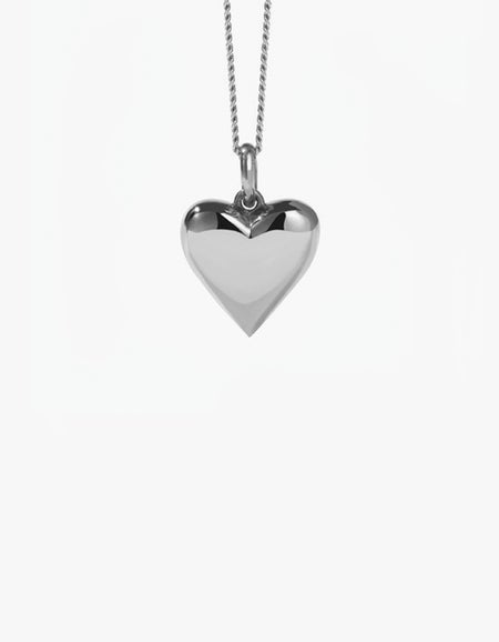Camille Necklace - Sterling Silver