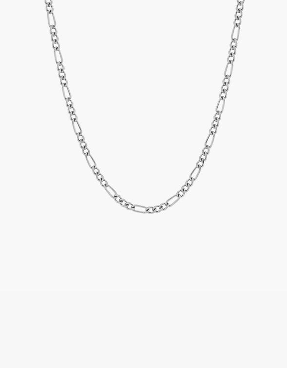 Seville Chain Necklace - Sterling Silver