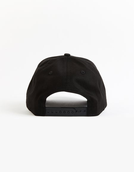Los Angeles Lakers 9FORTY A Frame Snapback - Black