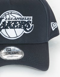 Los Angeles Lakers 9FORTY A Frame Snapback - Navy
