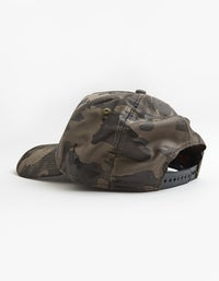 New York Yankees 9FORTY A Frame Snapback - Satin Olive Camo