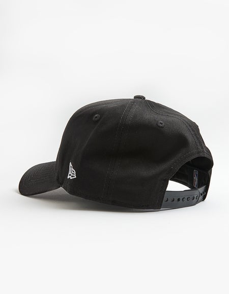 Los Angeles Lakers 9FORTY A Frame Snapback - Black/Grey