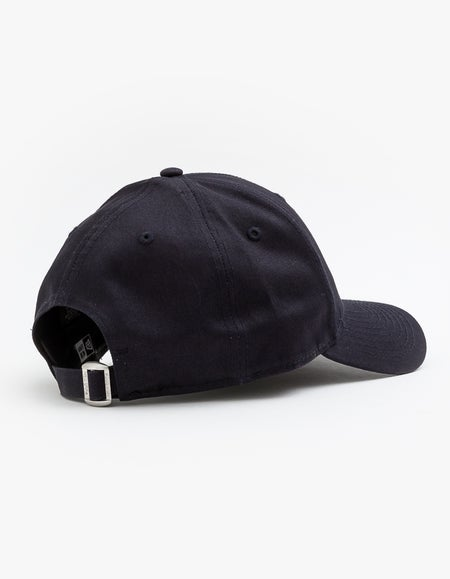 Boston Red Sox 9FORTY Strapback - Navy/Red