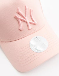 New York Yankees 9FORTY A Frame - Pink Pop