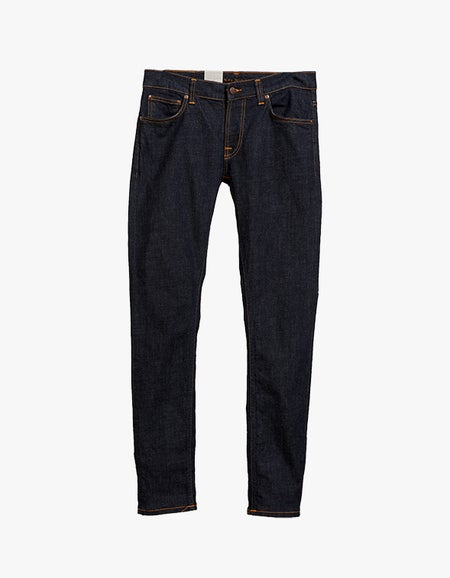 Tight Terry - Rinse Twill