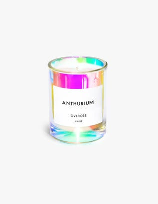 Anthurium Holographic Candle