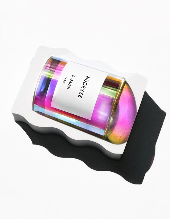 Nudesse Holographic Candle - Multi