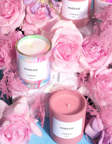 Nudesse Pink Candle - Pink