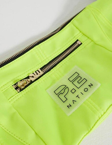 First Position Mini Crossbody Bag - Safety Yellow