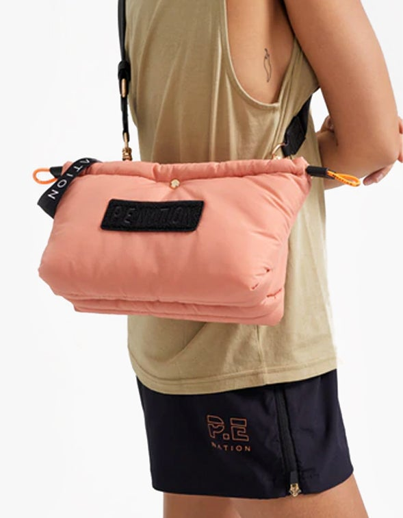 Box Out Bag - Coral