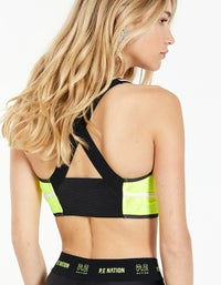 First Position Sports Bra - Pearled Ivory