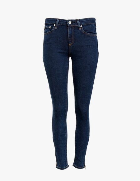 Cate Mid Rise Ankle Skinny - Fletcher