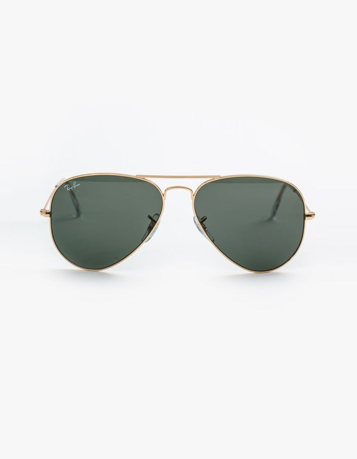 Aviator 58 - Arista Crystal Green
