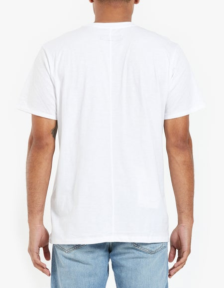 New York New York Tee - White