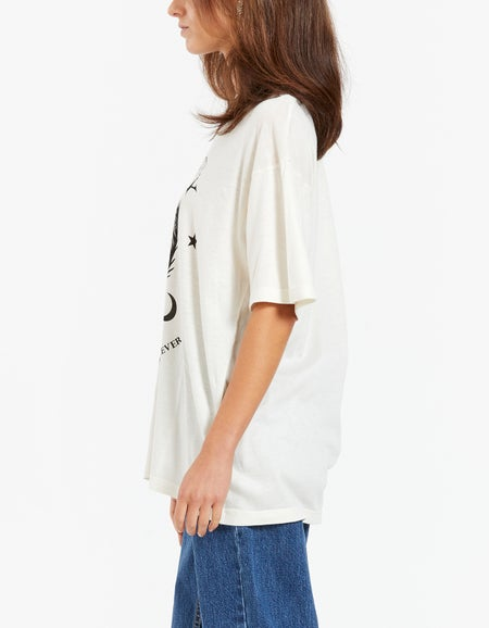 Clarion T-Shirt - Off White