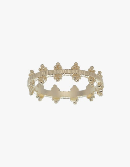 Rosie Ring - Gold Plated