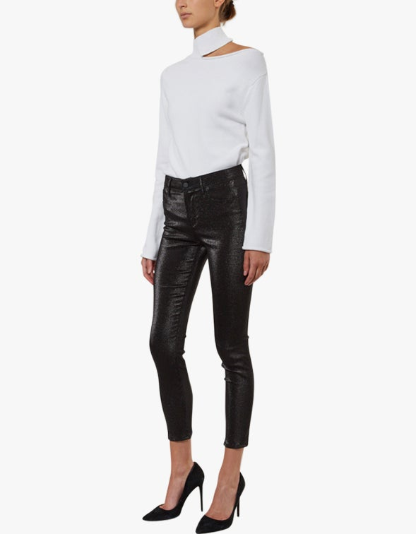 Madrid Pant - Black Fire Fly