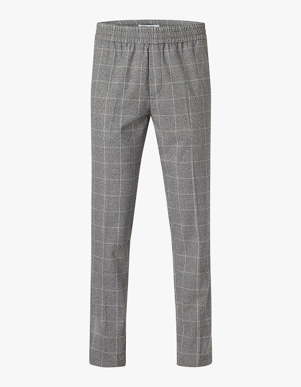 Smithy Trousers 14092 - Black Check