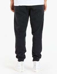 Sign of the Times Sweat Pant - Tru Black