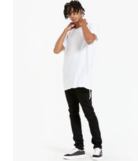 Seeing Lines S/S Tee - White