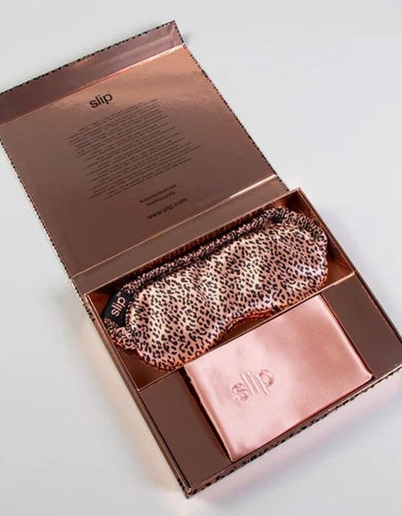 Beauty Sleep Collection Set - Rose Gold/Rose Leopard