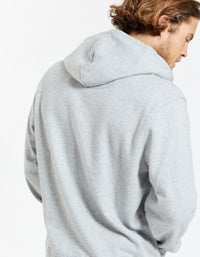 Ditch Miller Standard Emb. Hoodie - Ash Heather