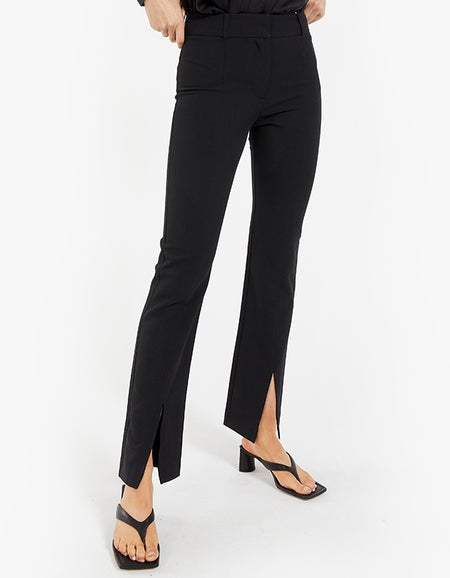 Marion Trousers 10929 - Black