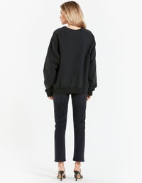 Whistler Sweater - Tru Black