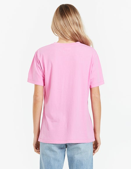 Staycation Tee - Lilac