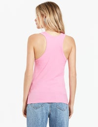 Out of Office Tank - White