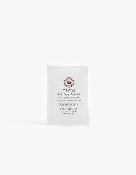 Glow Inner Beauty Supercharged Sachet Pack - White