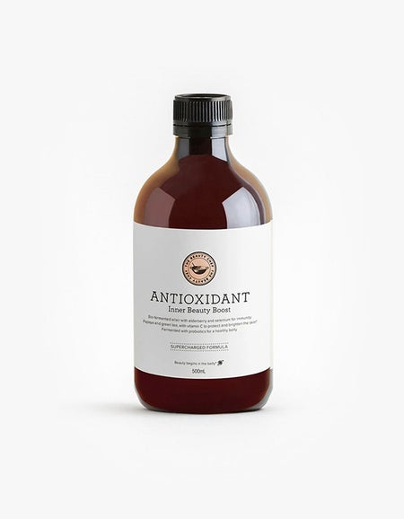 Antioxidant Inner Beauty Supercharged Boost - Brown