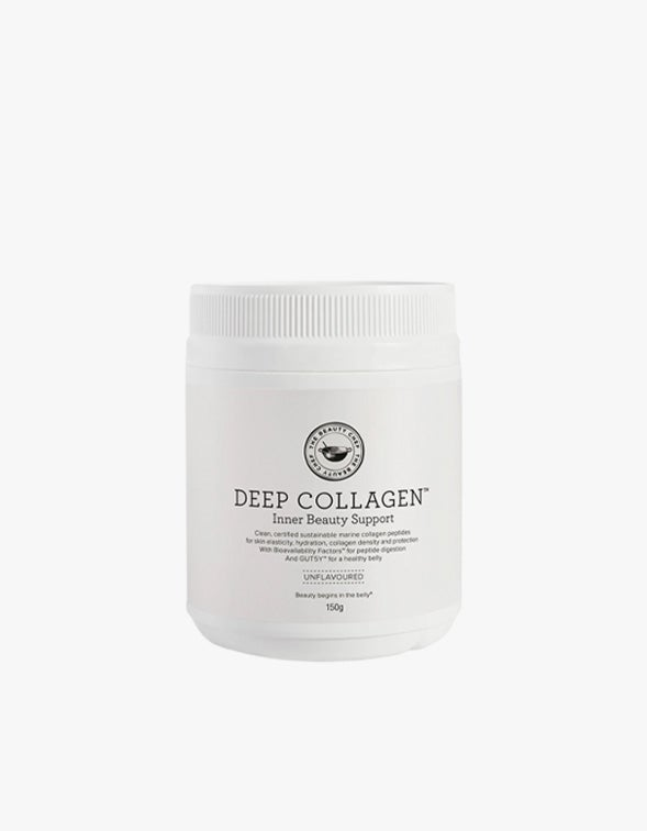 Deep Collagen Non Flavour Inner Beauty Support - White
