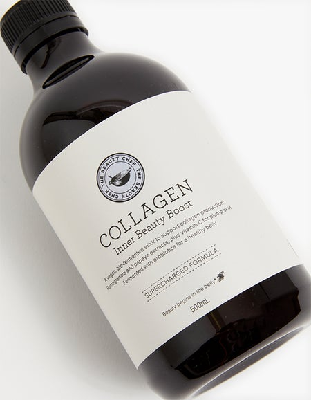 Collagen Inner Beauty Supercharged Boost - Brown