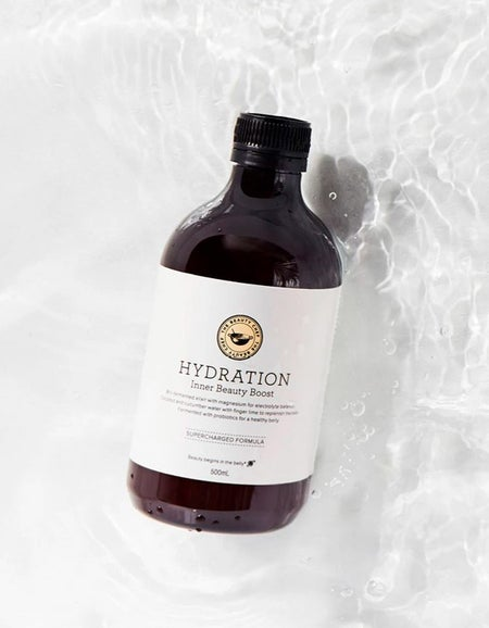 Hydration Inner Beauty Supercharged Boost - Brown