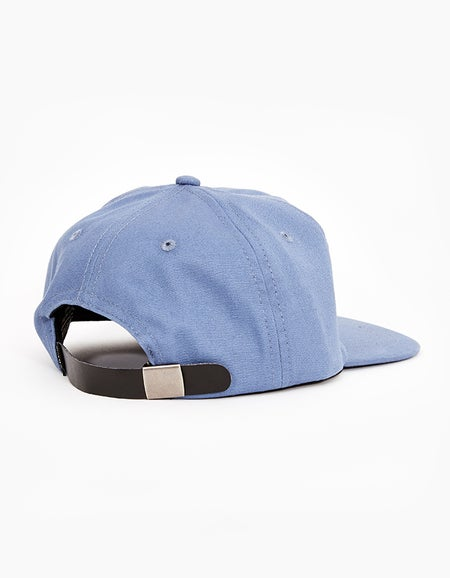 Rose Polo Hat - Blue