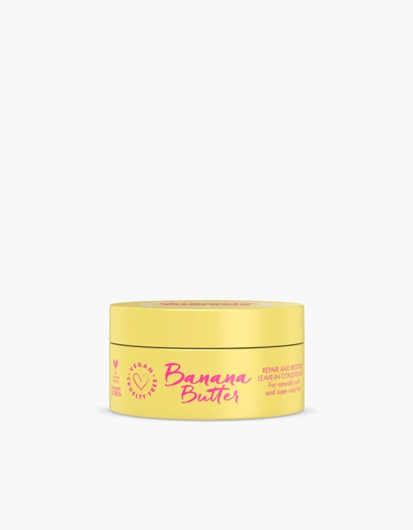 Banana Butter Leave-In Conditioner - Yellow