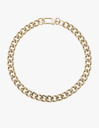 Transit Choker Chain Necklace - Stainless Steel